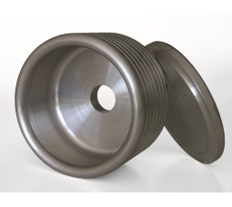 "Part No. 2980 - 8"" Drum Chuck"